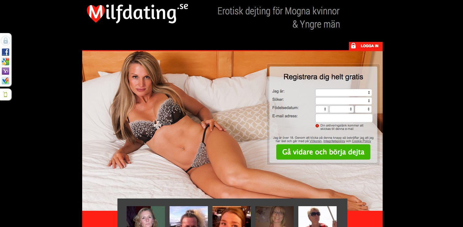 Sexuell online dating